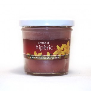 Crema d'hipèric 125ml.